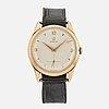 "Omega, wristwatch, ""waffle dial"", 35 mm"