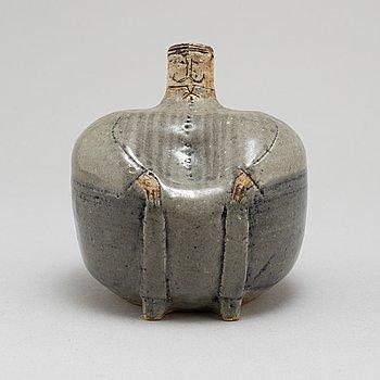 LISA LARSON, a unique stoneware figurine from Gustavsberg.