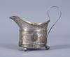GrÄddkanna, silver, bengt fredrik tellander, 1816, jönköping. 136 gram.