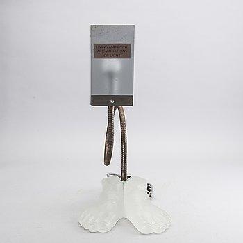 HANS FRODE, bordslampa 2010.
