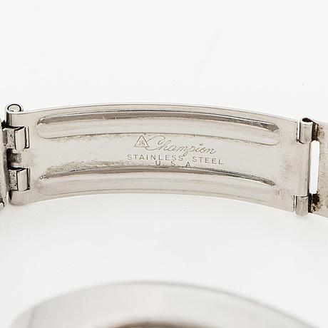 "Certina, ds-2, chronolympic, ""tachymetre"", chronograph, wristwatch, 42,5 x 40,5 (48) mm,"
