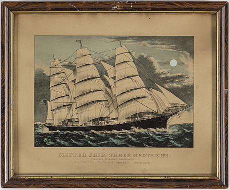 Lithograph, around 1900