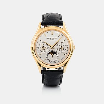 57. PATEK PHILIPPE, Grand Complications, Perpetual Calendar.