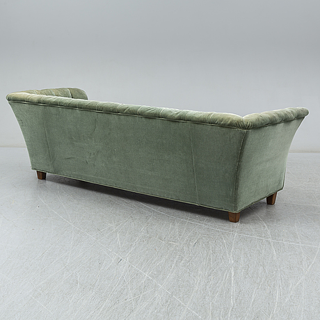 A sofa by attributed to otto schulz