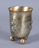 BÄgare, silver, cg hallberg, 1916. 141 gram.