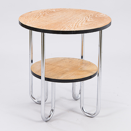 A 1930/1940's table.