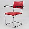 A 1930's armchair for helsingin uusi rautasänkytehdas j. merivaara.