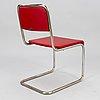 A 1930/1940's 'tu-223' chair for heteka.