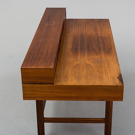"""Jens quistgaard, """"flip top"""" skrivbord för løvig, danmark, 1960-tal."""