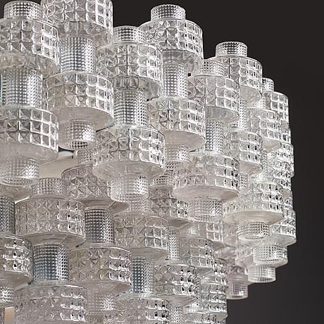 Gert nystrÖm, a 'festival' ceiling light, fagerhult.