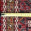 An oriental corridor carpet. circa 333 x 107 cm