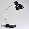 A 1930's german table lamp for dr. ing. schneider & co.