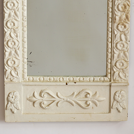 A mid 19th century mirror