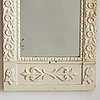 A mid 19th century mirror.