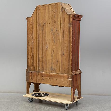 SkÅp, allmoge, jämtland, 1800-tal.
