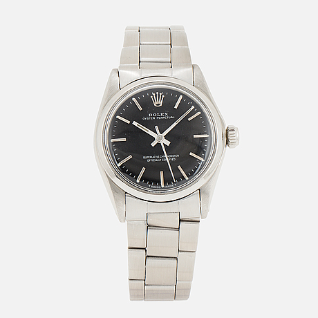 Rolex, oyster perpetual, wristwatch, 31 mm.