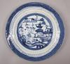 Tallrikar, 12 st samt assietter, 4 st, porslin, kina, 1700-1800-tal.