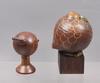 Figuriner, 2 st, stengods, lisa larson, gustavsberg. sign.