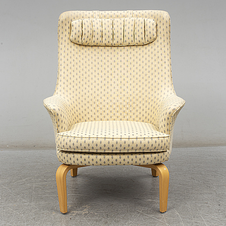 A 'pilot' easy chair by arne norell, design 1967