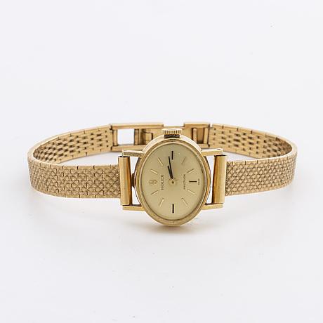 Rolex, precision, wristwatch, 18 mm.