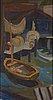 Carl gunne, oil on canvas.