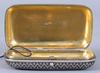 Dosa, silver, ryssland. otydliga årstämplar. 145 gram.