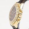 Rolex, oyster perpetual, cosmograph, daytona, chronometer,  chronograph, wristwatch, 39 mm.