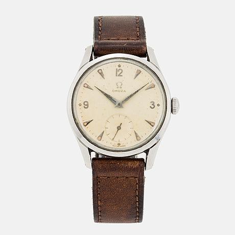 Omega, wristwatch, 35.5 mm.