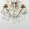 Ljuskrona barockstil 1900 talets första hälft