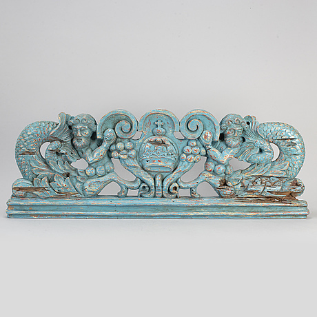 sculpture, probably late 20th century