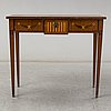 A mid 20th century gustavian style table.