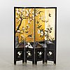 Folding screen, china, 20th century