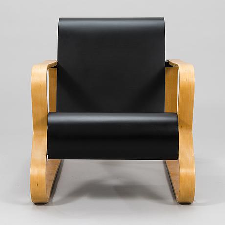 Alvar aalto, an early 1930's 'paimio' armchair for  o.y. huonekalu-ja rakennustyötehdas a.b. finland.
