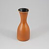 Pol chambost, a model 1071 stoneware vase from france, signed.