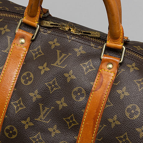 Louis vuitton, a  'keepall bandouliere 55'