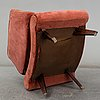 An easy chair, attributed to otto schulz