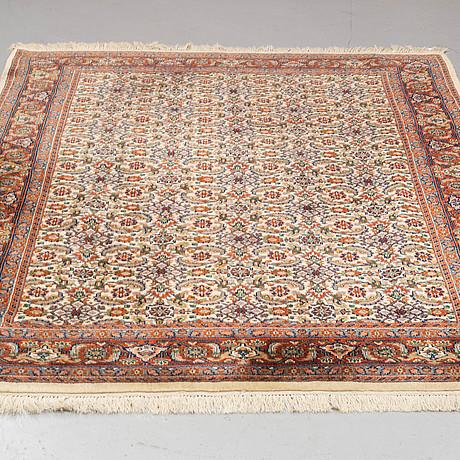 A rug, old oriental, ca 240 x 172 cm