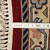 A carpet, old india, 350 x 250 cm