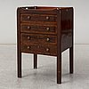 An english 19th century commode.