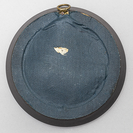 MinatyrportrÄtt, sent 1800 tal
