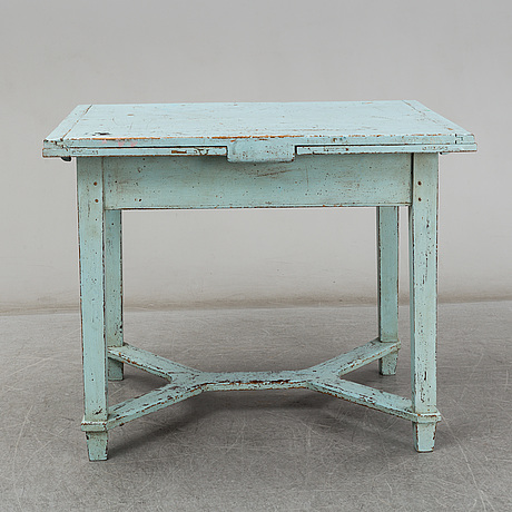 A 19th century table