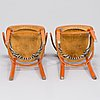 40s chairs by werner west
