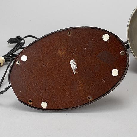 Eric kirkman cole, a model 11126 table lamp, 1930s.