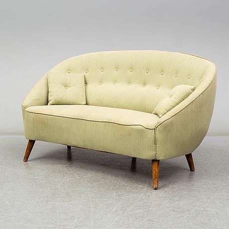 A swedish modern 1940's sofa.