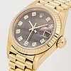 Rolex, oyster perpetual, datejust, chronometer, wristwatch, 26 mm,