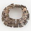 A rey urban silver bracelet.