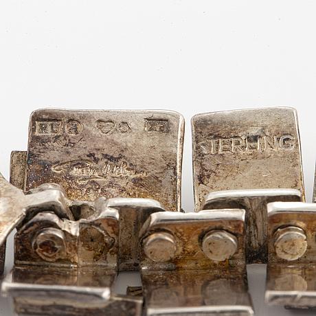 Rey urban, armband, silver. stockholm.