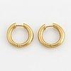 Ole lynggaard, charlotte lynggaard, earrings 18k gold.