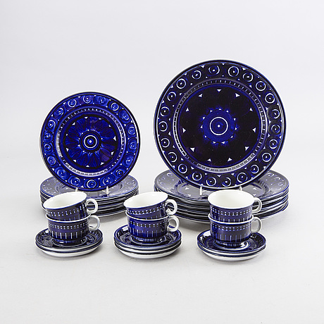 Ulla procopÉ, 18 pieces tableware, arabia