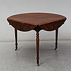 A table from the late 19th century
